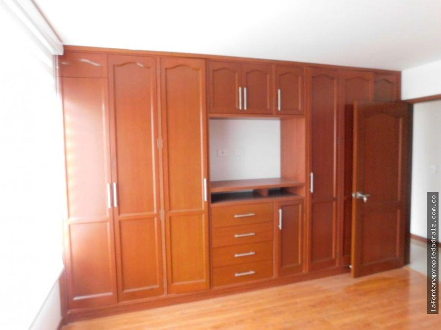 venta de apartamento en la camelia