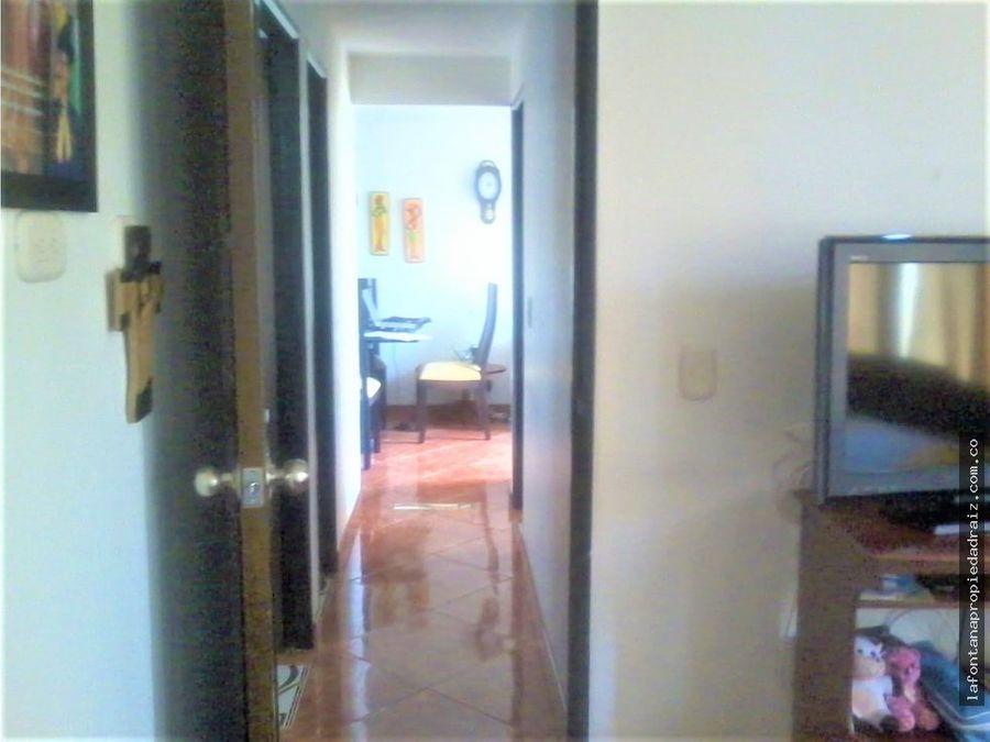 venta de apartamento en la carola