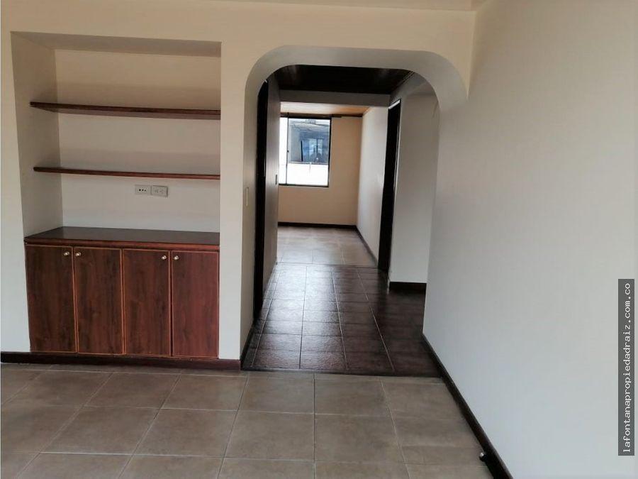 venta de apartamento en san rafael