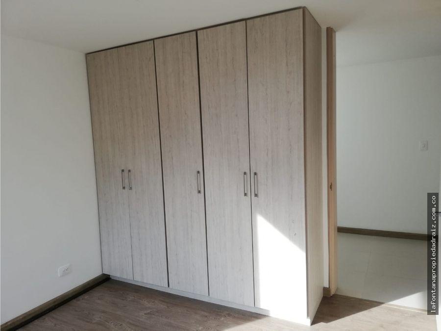 arrienda apartamento por la av alberto mendoza