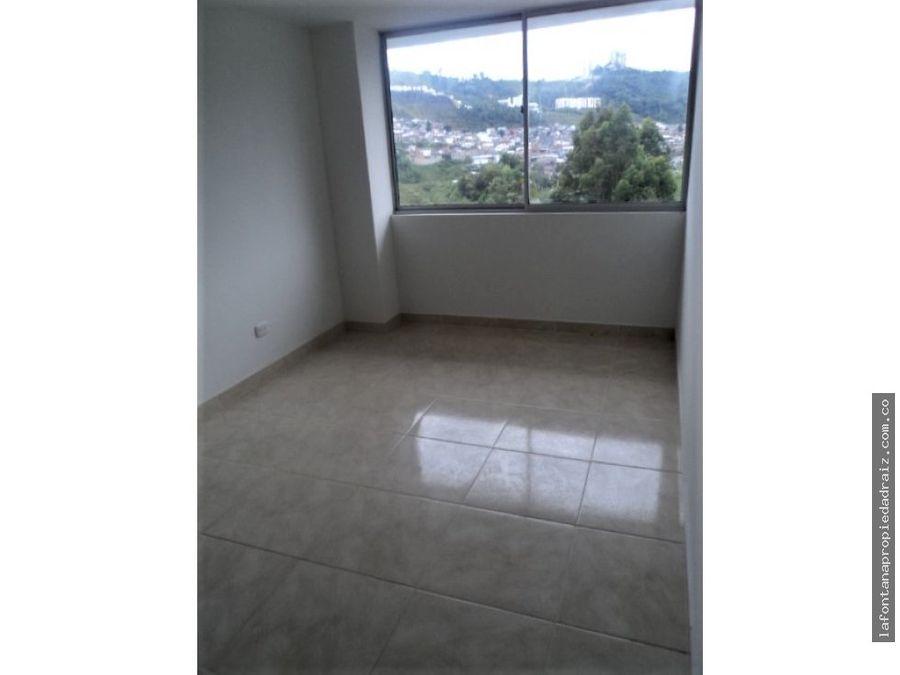 venta de apartamento en la cumbre