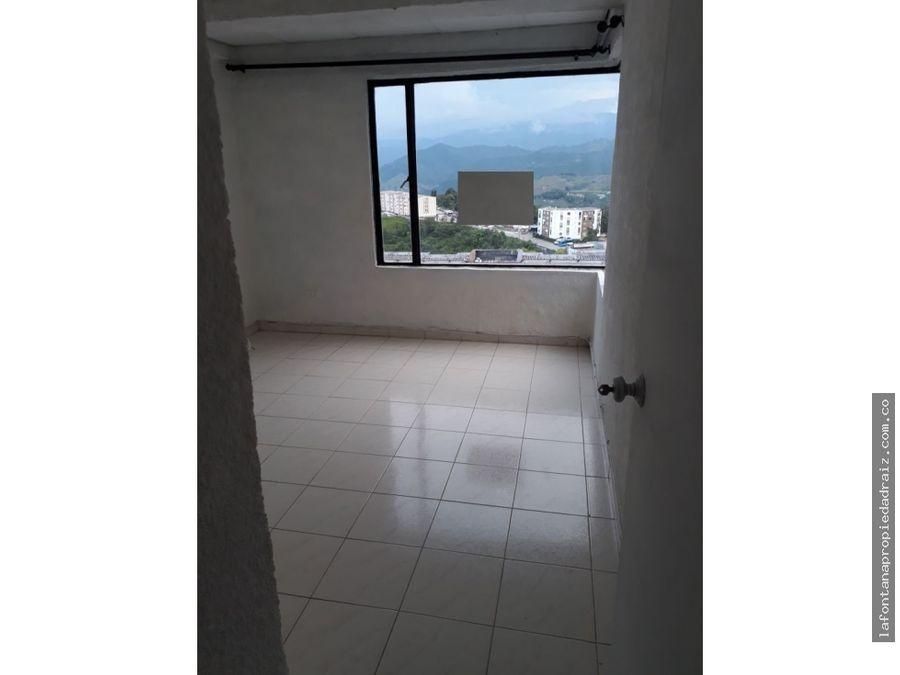 arrienda apartamento en villa pilar