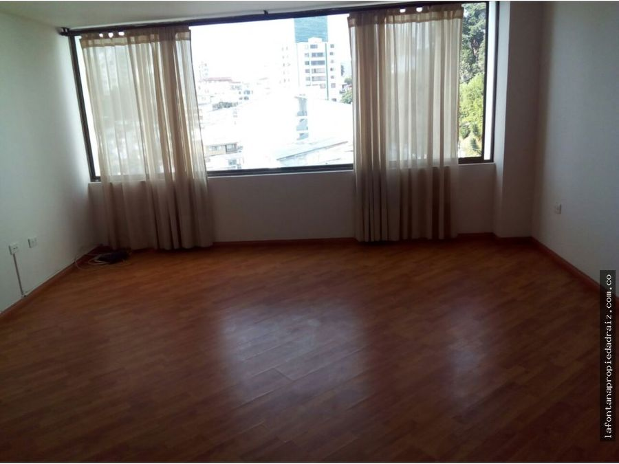 apartamento en arrendamiento en palermo
