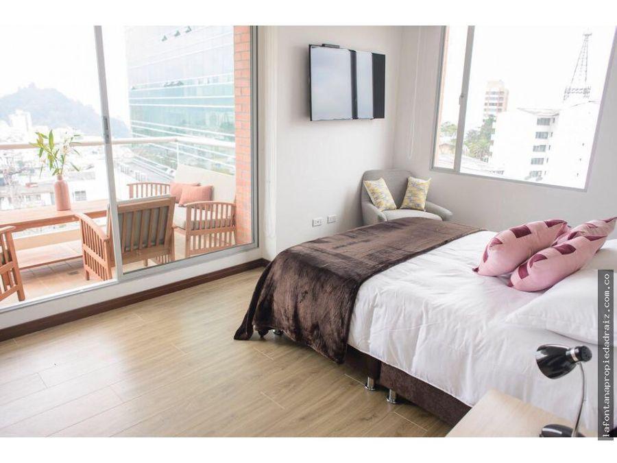 apartamento en arrendamiento sector el cable