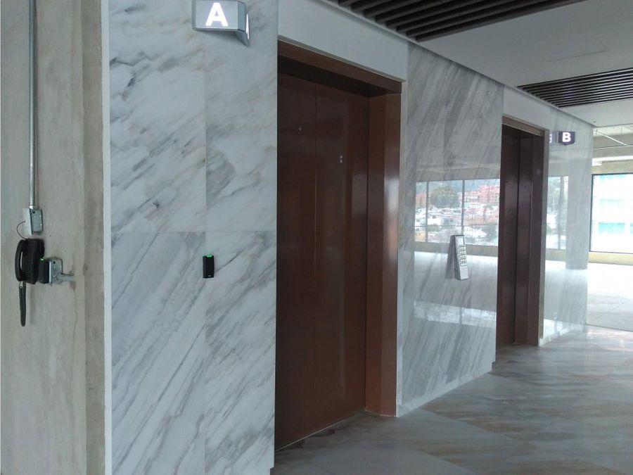 oficina en arriendo edif aaa torre 123 de 936 m2