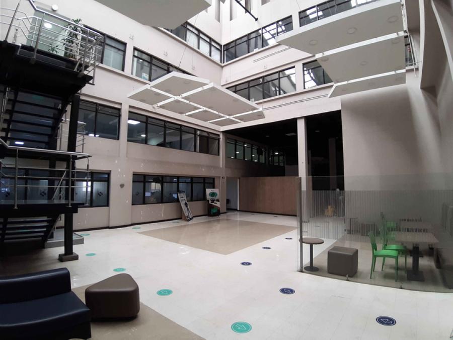 edificio bodega oficinas puente aranda de 3900 m2