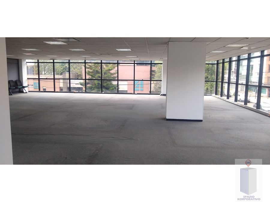 oficina arriendo edif fijar 93 de 513 m2
