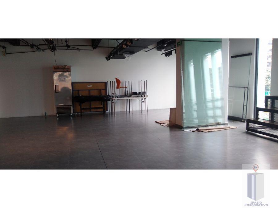oficina arriendo edif ecotower 100 de 357 m2