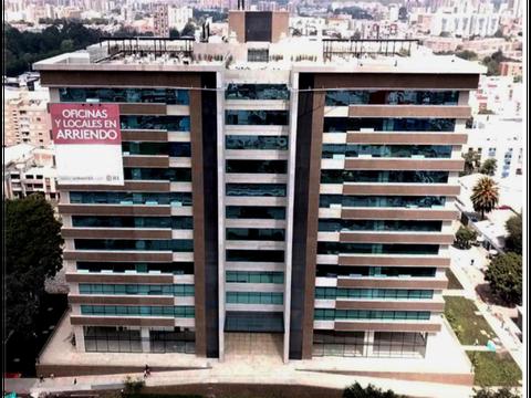 oficinas arriendo urban 165 de 8000 m2 obra gris