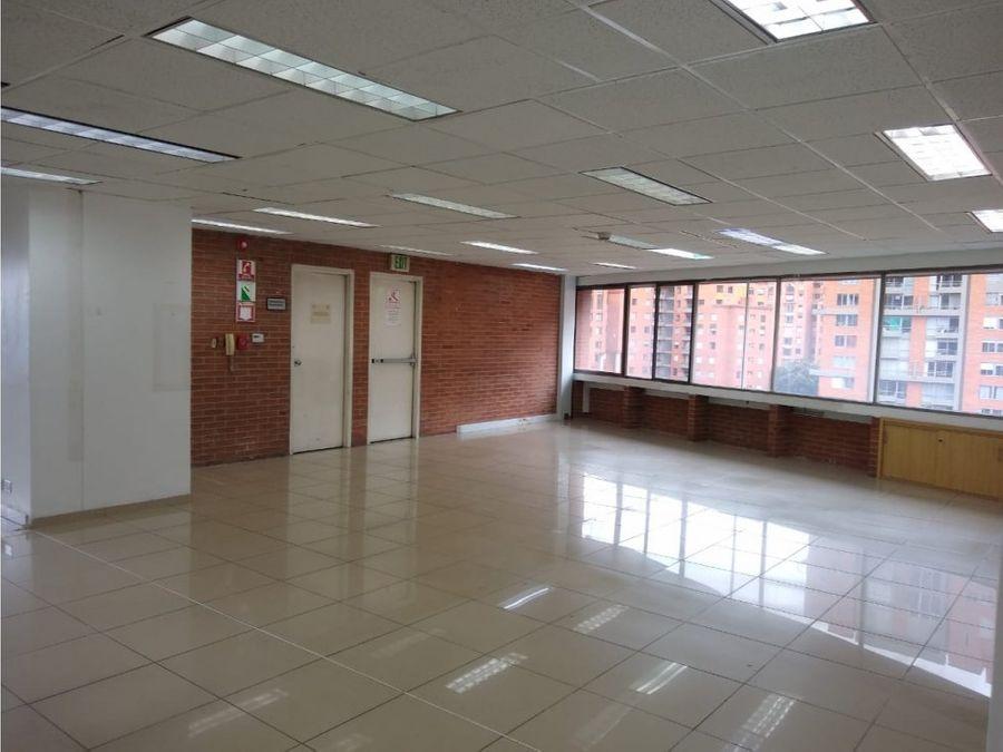 oficina arriendo torre allinz de 457 m2