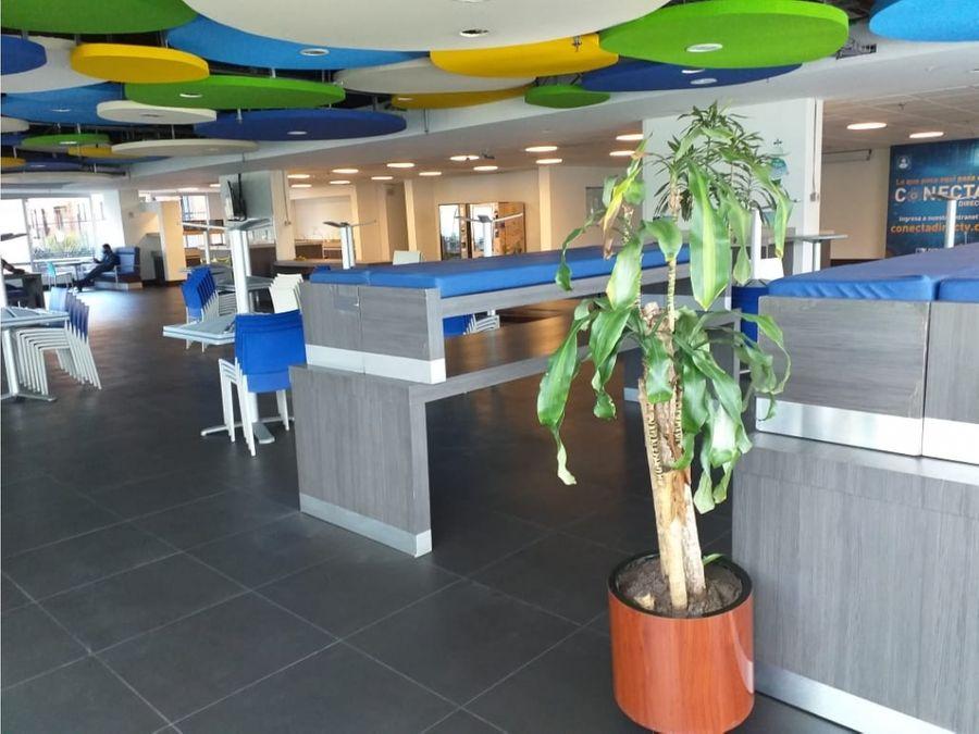 oficina edificio amadeus calle 104 de 557 m2