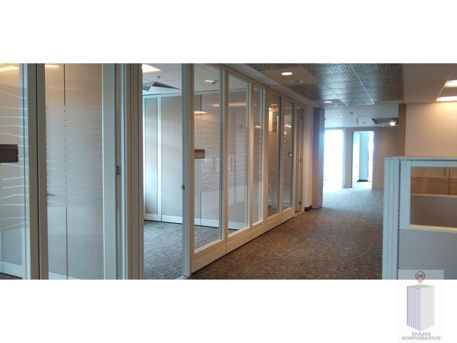 oficinas arriendo ecotower 100 de 712 m2