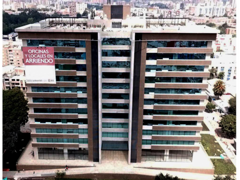 oficinas arriendo urban 165 de 6000 m2 obra gris