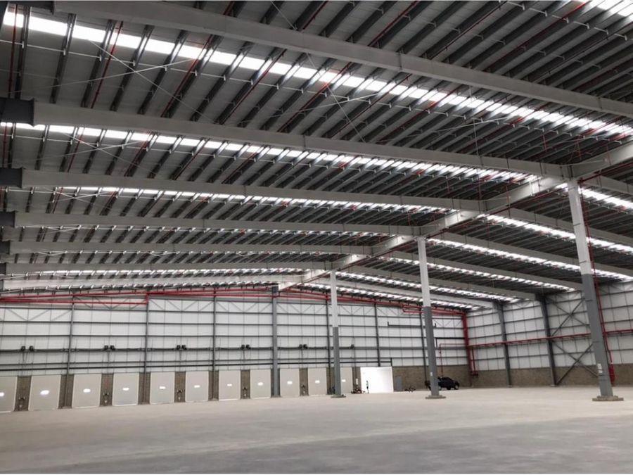 bodega ventaarriendo centro logistico la pampa tocancipa de 9700 m2