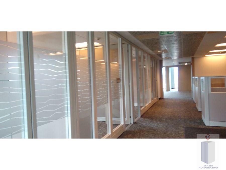 oficinas arriendo ecotower 100 de 1016 m2