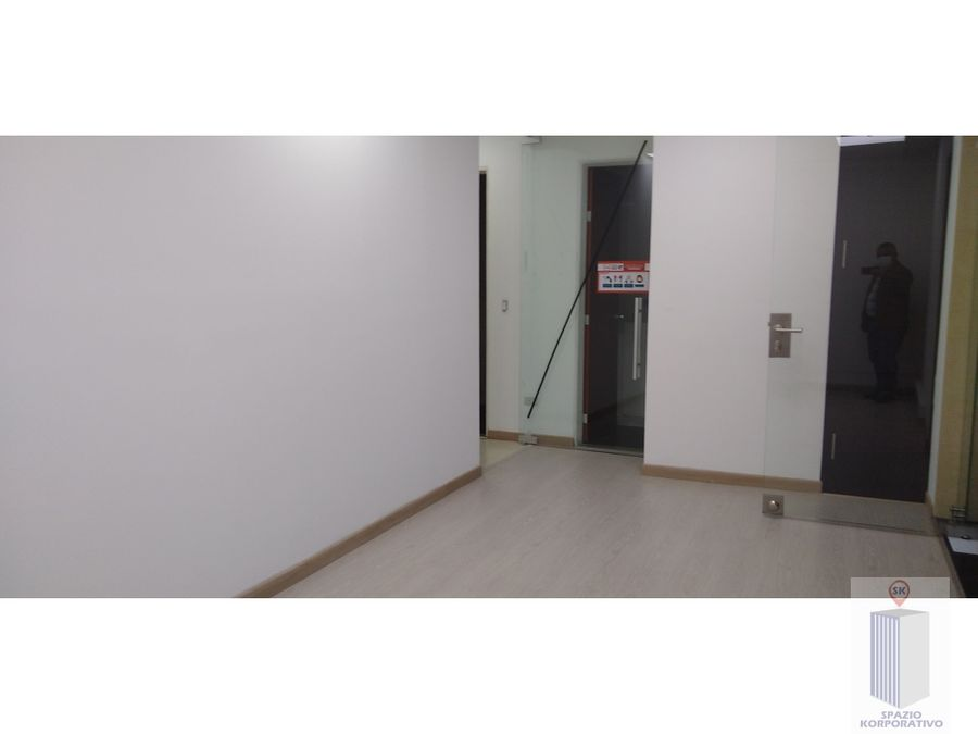 oficina arriendo edif prime tower de 157 m2
