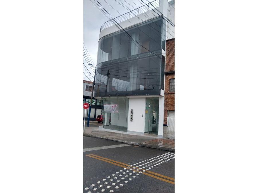 edificio oficinas local arriendo gaitan de 420 m2