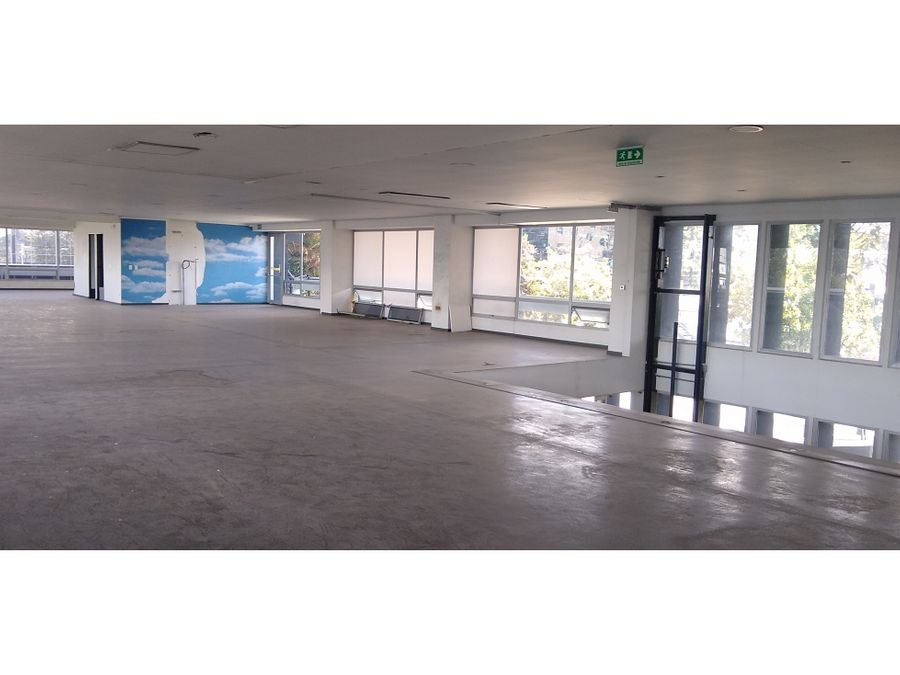 edificio oficina arriendo connecta 2080 m2