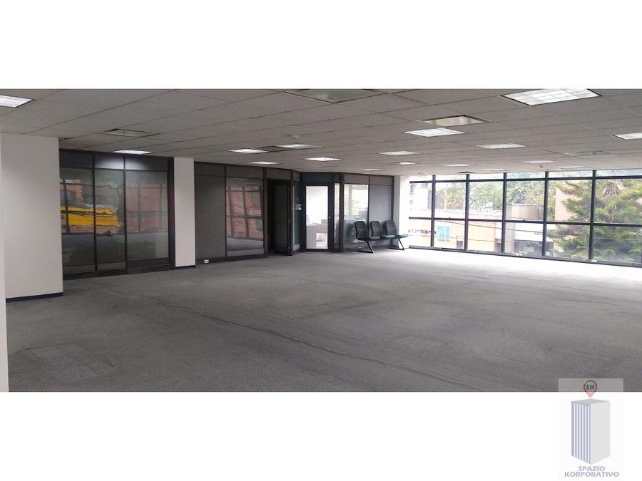 oficina arriendo edif fijar 93 de 978 m2