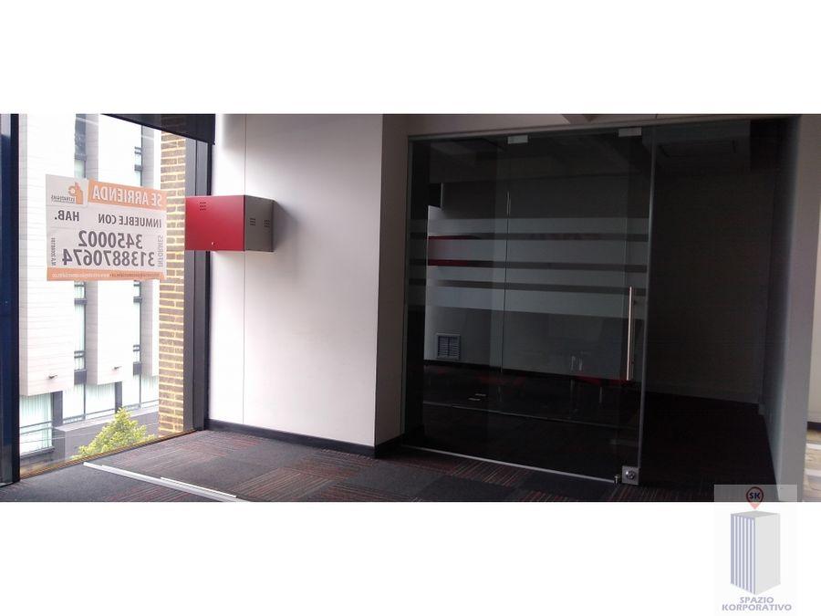 oficina arriendo edificio nueve 5 de 200 m2