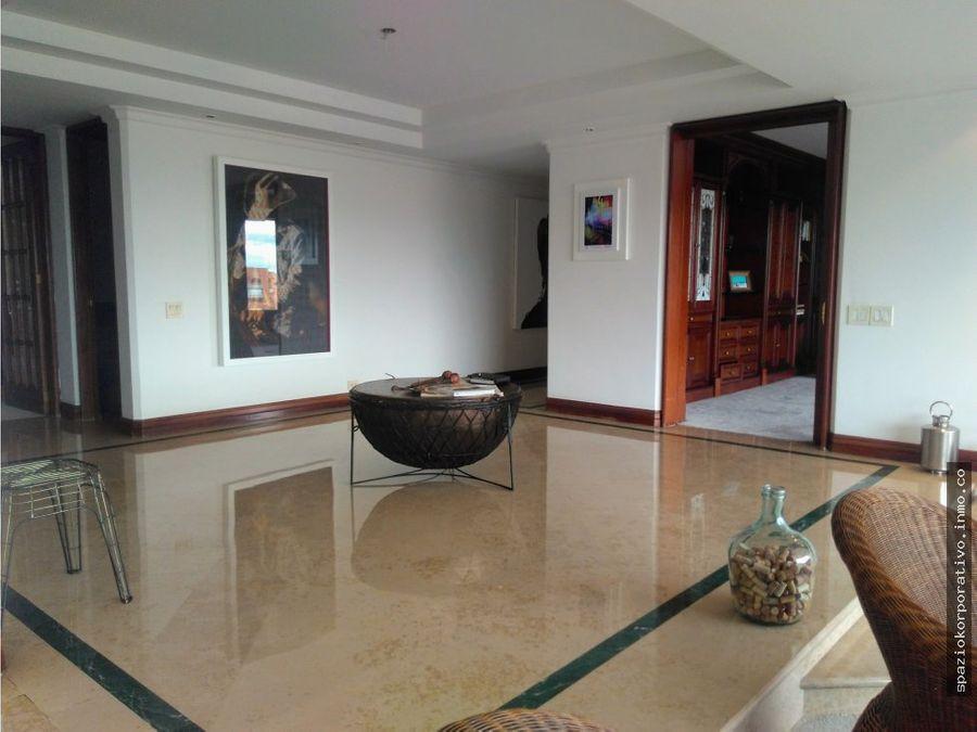 apartamento el refugio de 315 m2