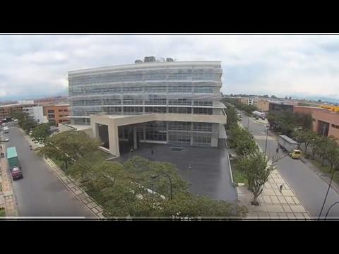 oficina arriendo zona franca towers 2357 m2