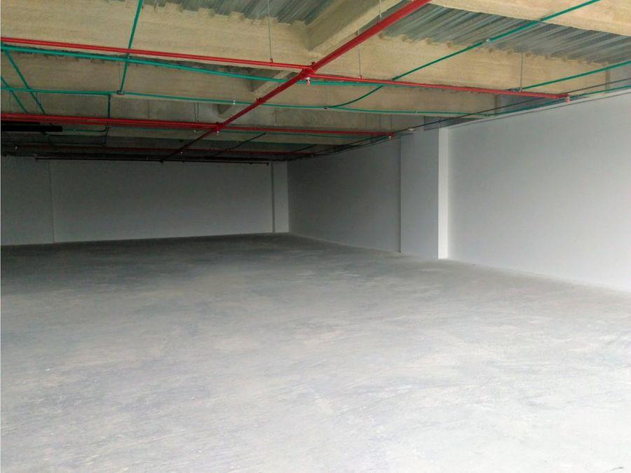 oficina arriendo edif optimus cll 26 de 355 m2
