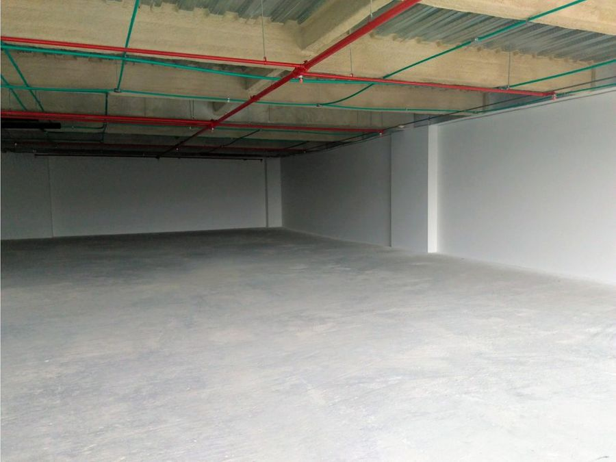oficina arriendo edif optimus cll 26 de 623 m2
