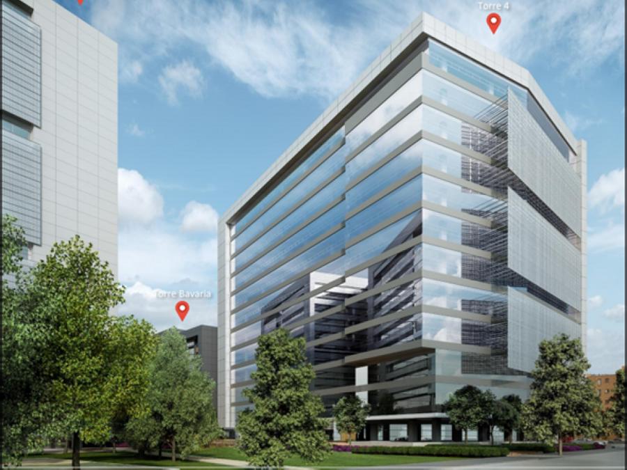 oficina vtaarrdo calle 127 obra gris de 575 m2