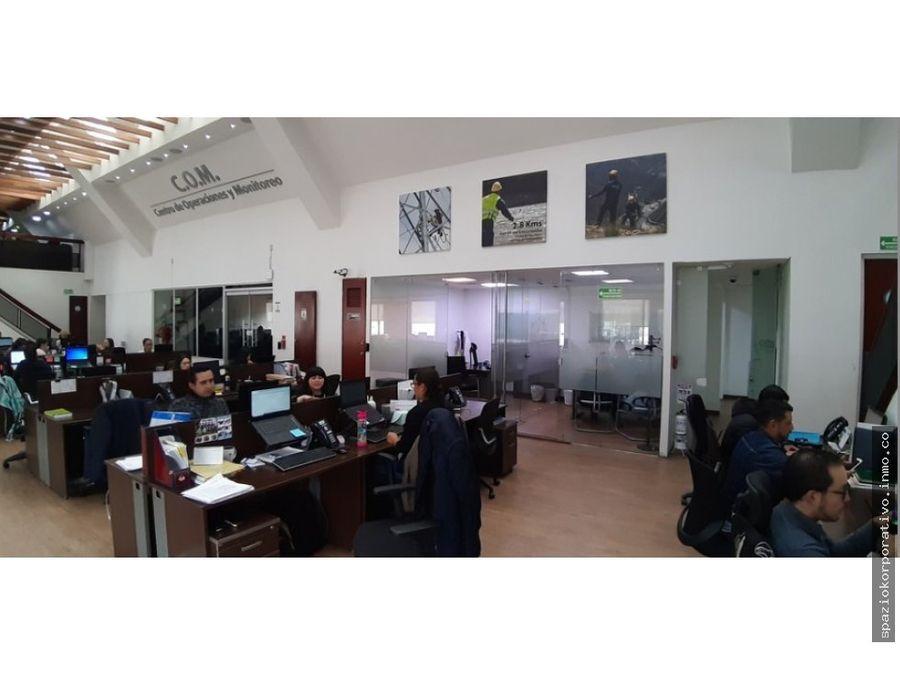 oficina arriendo citibank 1325 m2