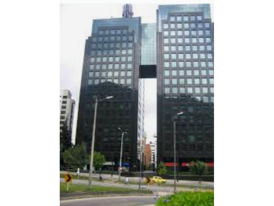 oficina arriendo capital towers cll 100 de 1083 m2
