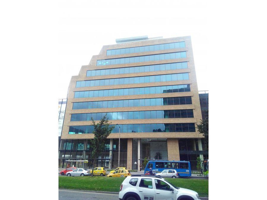 oficina en arriendo edif aaa torre 123 de 964 m2