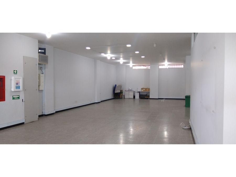 edificio de oficinas chapinero arriendo 1815 m2