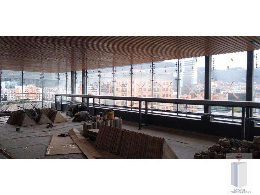 oficinas arriendo ecotower 100 de 304 m2