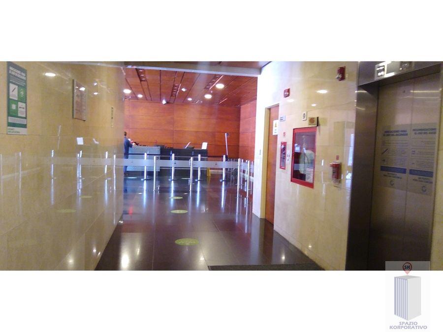 oficina arriendo prime tower 195 m2