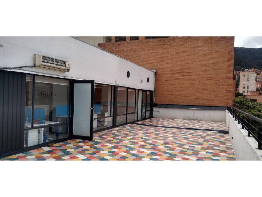 oficina venta nogal 208 m2 154 m2 terraza
