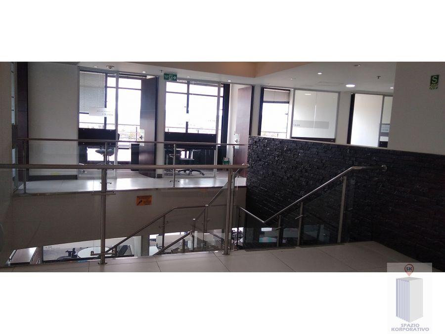oficina arriendo edif prime tower de 1693 m2