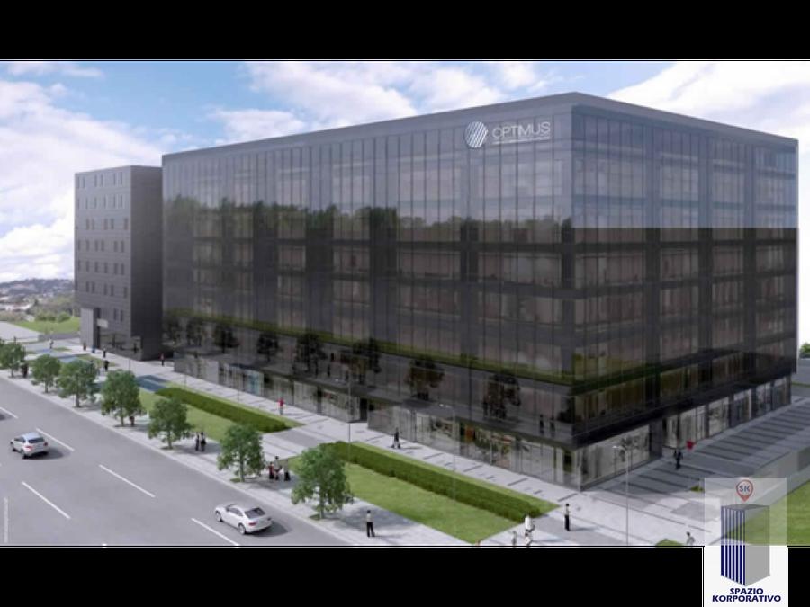 oficina edificio optimus avda dorado de 778 m2