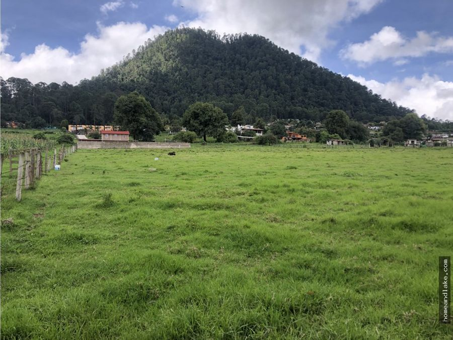 terreno en cerro gordo