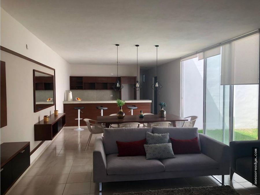 vivienda privada residencial campocielo merida