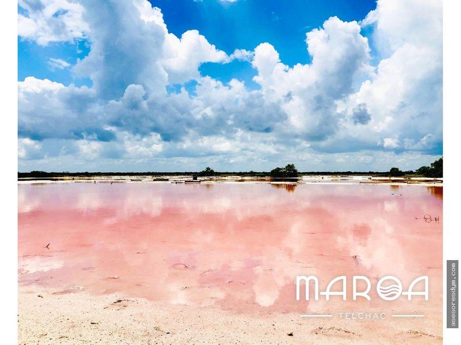 maroa lotes de inversion telchac yucatan