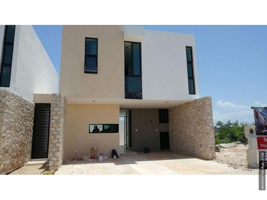 townhouse bellavista dzitya yucatan