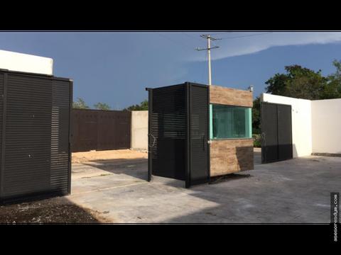 casa almeria tamanche yucatan