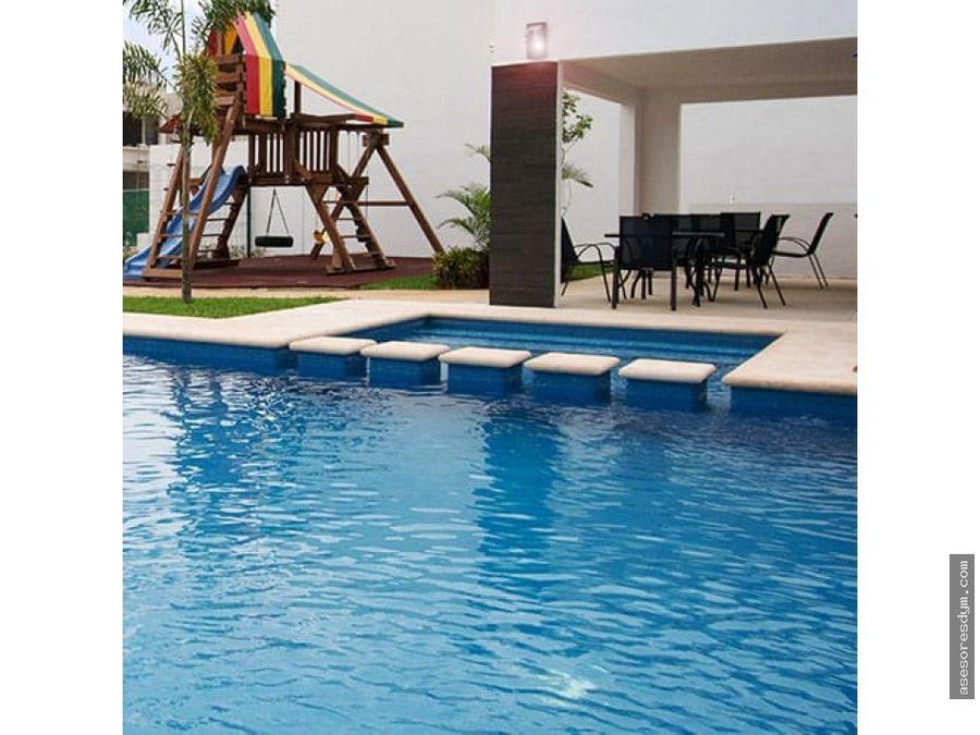 venta casa al sur de cancun