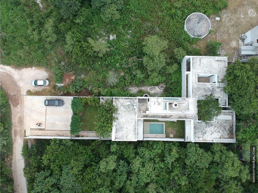 casa paraiso cholul yucatan