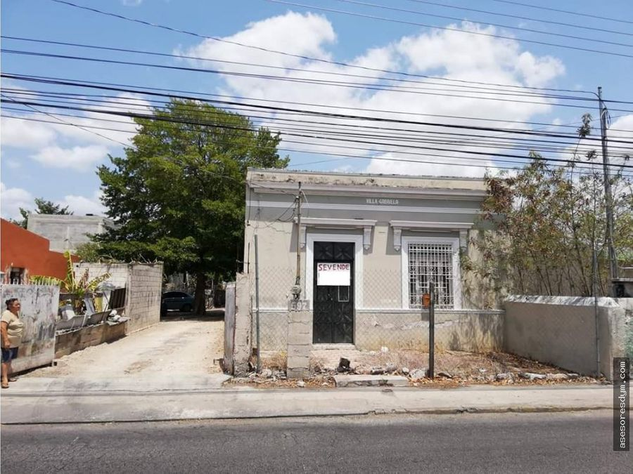 casa antigua para remodelar o demoler