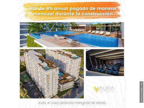 aura smart luxury living merida yuc