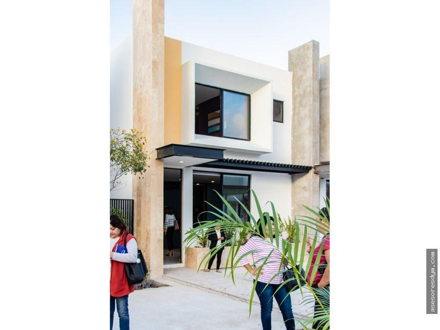 vivienda temozon village yucatan