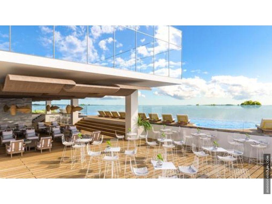aura coast telchac beach front apartment