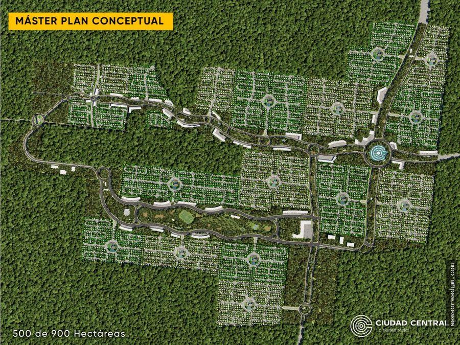 ciudad central merida yuc terrenos urbanizados